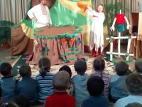 """Фотоотчет - Театр """"Буриме""""  - """"Репка"""""""